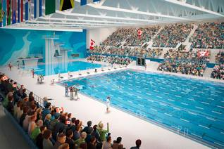 Toronto 2015 Celebrates First And Largest New Facility
