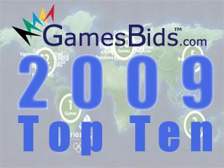Top Olympic Bid Stories of 2009: #2 Rio de Janeiro Wins 2016 Olympic Games Bid