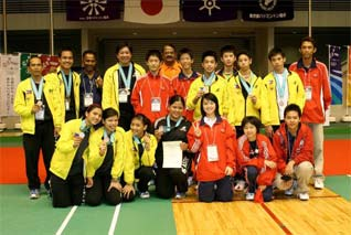 Tokyo 2016 Supports Asia Junior Sport Exchange Games 2008