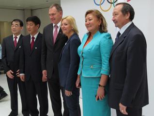 IOC Shortlists Bids from Almaty, Beijing and Oslo