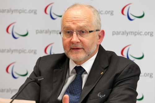 Exclusive Interview:  IPC President Sir Philip Craven on Agenda 2020