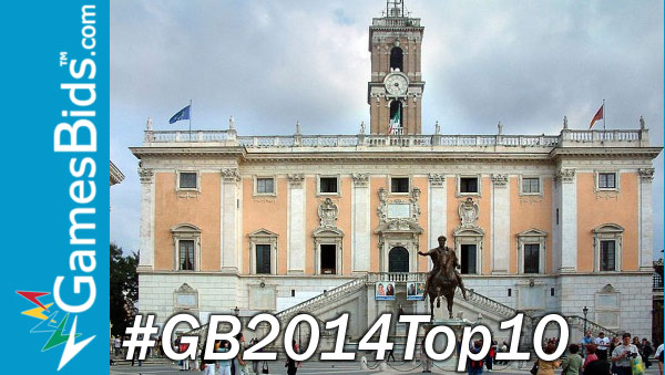 Top Olympic Bid Stories of 2014: #5 – Rome Bids For 2024; May Include Vatican
