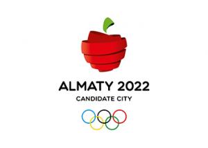 Almaty 2022 Olympic Winter Games Bid Logo