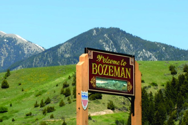 Bozeman, Montana officials deny they are considering a 2024 Olympic bid to replace Boston (MSU Photo)