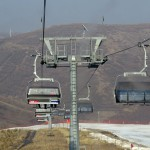 Chair lifts will bring spectators to Aerials and Moguls events in the Zhangjiakou Zone (GamesBids Photo)