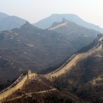 The Great Wall of China will be visible from key snow venues at Beijing 2022 (GamesBids Photo)