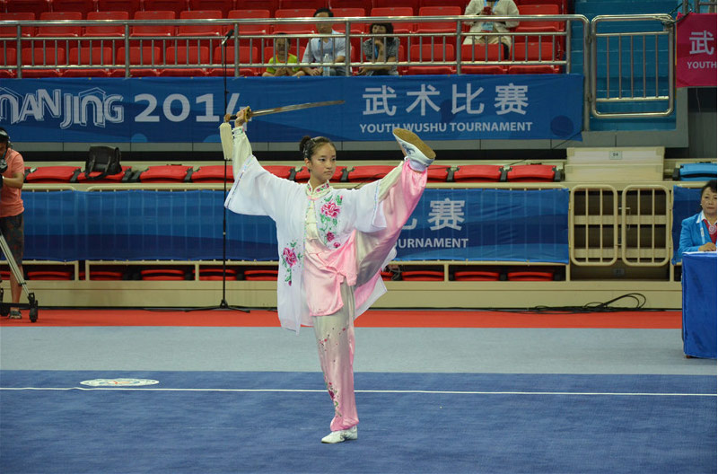 Wushu To Bid For Olympic Inclusion at Tokyo 2020