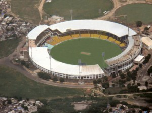 Motera Cricket Stadium in Ahmadabad (Wikipedia Photo)