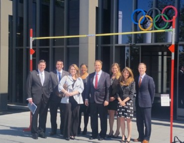 Secrets Unveiled At Home While Boston 2024 Meets IOC in Lausanne