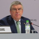 IOC President Thomas Bach At Session in Kuala Lumpur (GamesBids Photo)