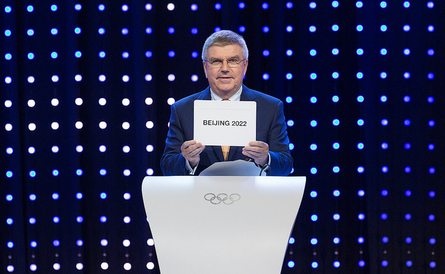 Top Olympic Bid Stories of 2015: #2 – Beijing Defeats Almaty In Bid To Host 2022 Olympic Winter Games