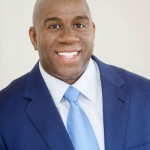 NBA legend and Olympic Champion Magic Johnson appointed co-chair of LA 2024