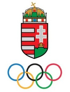 Hungary Olympic Committee Logo