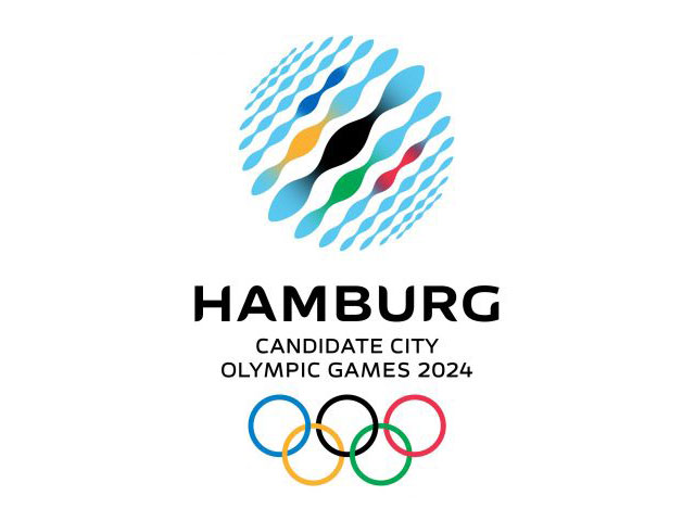 Reflecting On Orphaned Hamburg 2024 Olympic Bid Logo – Design and Video