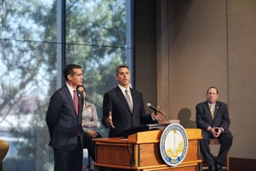 California Commits To Cover Cost Overruns As Part Of LA 2024 Olympic Games Bid