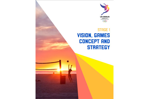 Released Bid Book Says LA 2024 Will Reignite The World's Olympic Passion