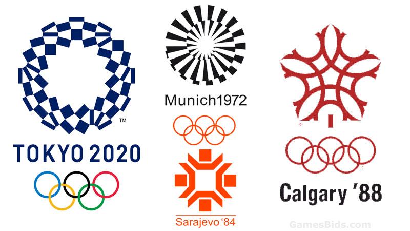 BidWeek:  100 Days To Rio; Tokyo 2020 Logo's Chequered Past