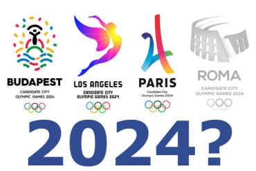 Updated:  Rome's Mayor To Deliver 2024 Olympic Bid Verdict Wednesday