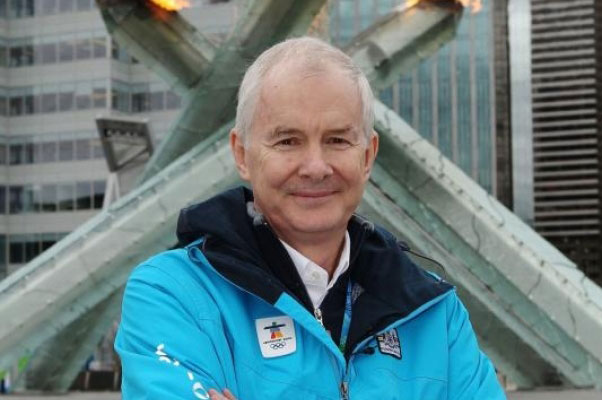 John Furlong was Chief of Vancouver 2010 Organizing Committee and will now guide future Canadian Olympic bids (Furlong Press Photo)