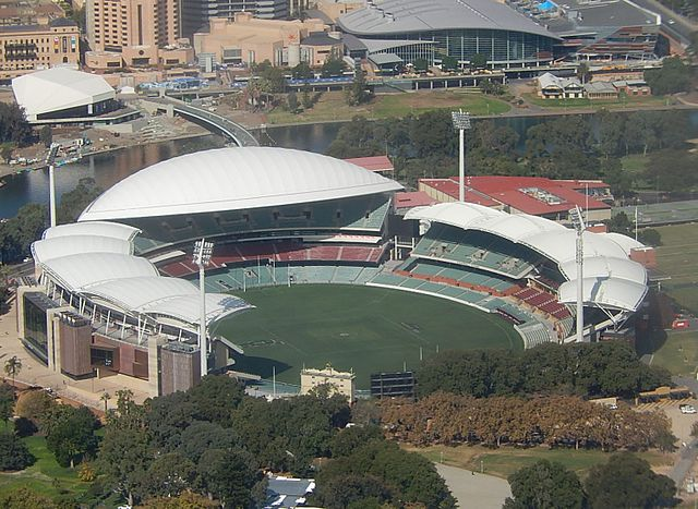 The Adelaide Oval is being considered for a South Australia Commonwealth Games Bid (Photo: Michael Coghlan)