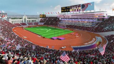 LA 2024's Year Ahead Will Help Shape America's Future: Olympic Bid Chief