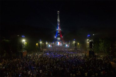 Paris 2024 Claims Euro 2016 Success Demonstrates Ability To Host Olympic Games