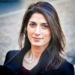 Rome Mayor Virginia Raggi (Twitter Photo)