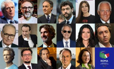 "Rome 2024 Hopes the Appointment of 17 ""Champion"" Ambassadors Will Help Elevate Olympic Bid"