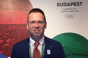 Budapest Urban Games Launch Inspired By Olympic Bid Milestone