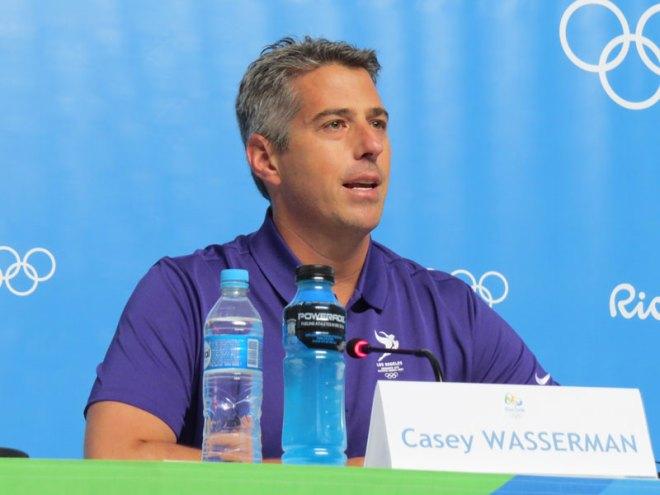 LA 2024 Bid Chief Casey Wasserman at Rio 2016 (GamesBids Photo)
