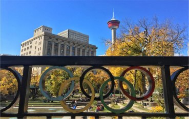 Canadian Olympic Committee Approves Calgary 2026 Olympic Winter Games Bid