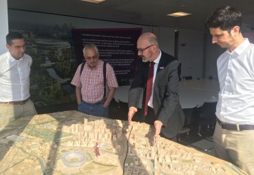 Budapest 2024 Examines London 2012 Venues To Strengthen Olympic Bid