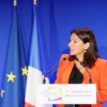 Paris Mayor Anne Hidalgo (From Twitter)