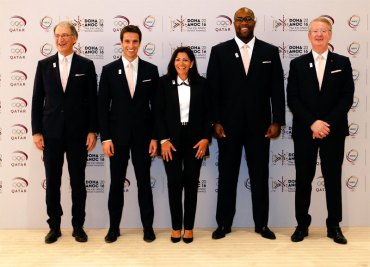 "Paris 2024 Olympic Bid Promises ""Friendliest Games Ever"" For NOC's and Athletes"
