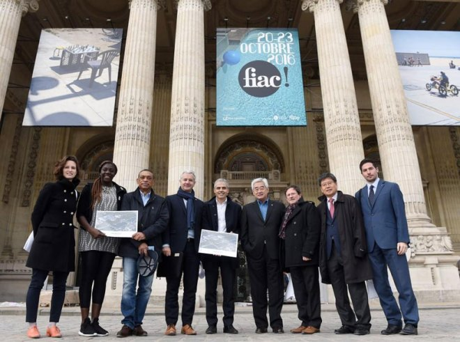 International Federation visit to Paris have been successful, 2024 Olympic bid claims (Paris 2024 Photo)