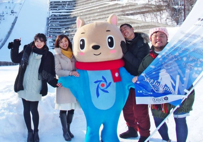 Sapporo, Japan - set to host the 2017 Asian Winter Games - hopes to bid for the 2026 Olympic Winter Games (Facebook photo)