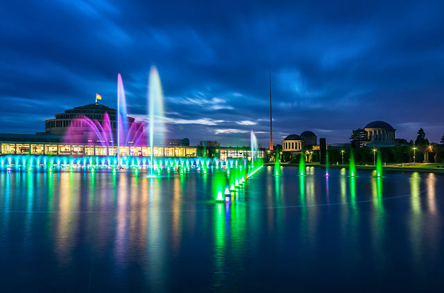 Wroclaw, Poland could be centre of 2030 joint Poland and Czech Republic Olympic Winter Games Bid (Wikipedia Photo)