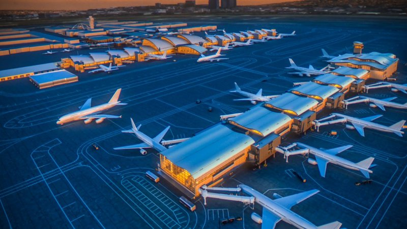 LAX Airport Improvement Underway, A Boost To LA 2024 Claims The Bid