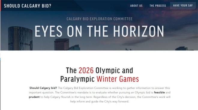 Could shouldcalgarybid.com be the answer to IOC's referendum woes?
