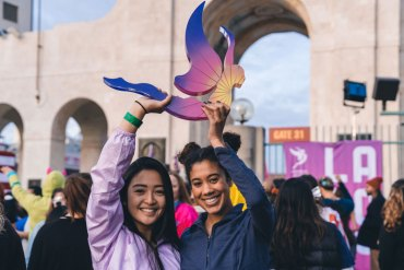 LA 2024 Launches Digitally Powered Olympic Bid Volunteer Program