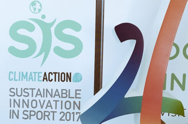 Paris 2024 is attending SIS Munich conference organised by Climate Action (Paris 2024 photo)