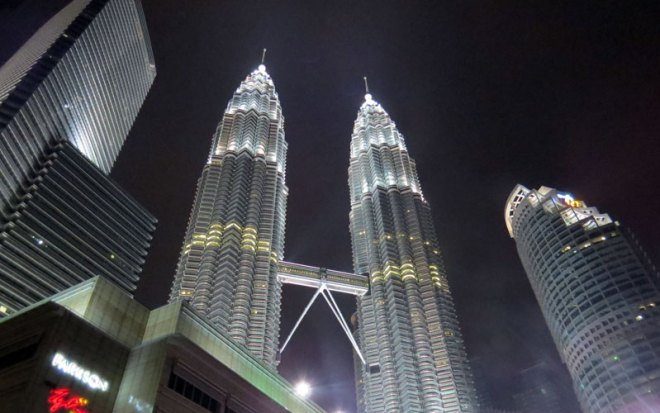 Kuala Lumpur, Malaysia hosted an IOC Session in 2015 (GamesBids Photo)