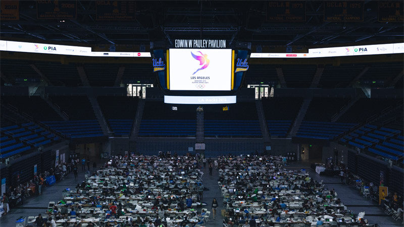 LA 2024 To Sponsor Hackathon Emphasizing Technology and Creativity Potential Behind Olympic Games