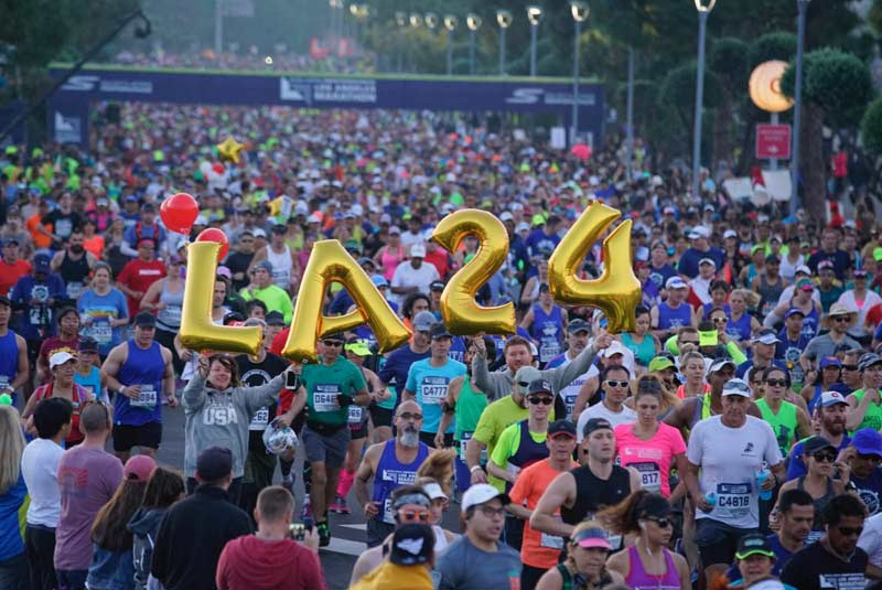"LA 2024 Showcases Hosting Experience With ""Sports Spectacular"""
