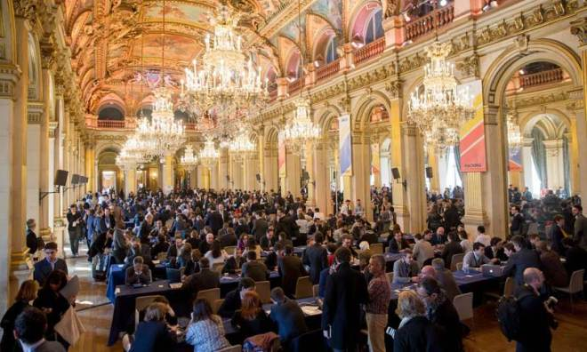 More than 1,100 tech start-ups and 4,000 entrepreneurs commit to Paris 2024 at world's largest 'hacking' event (Paris 2024 Photo)
