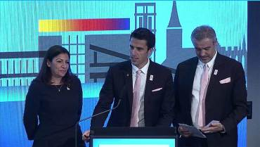 """Paris 2024 Is At The """"Right Moment"""" Bid Says During Presentation"""