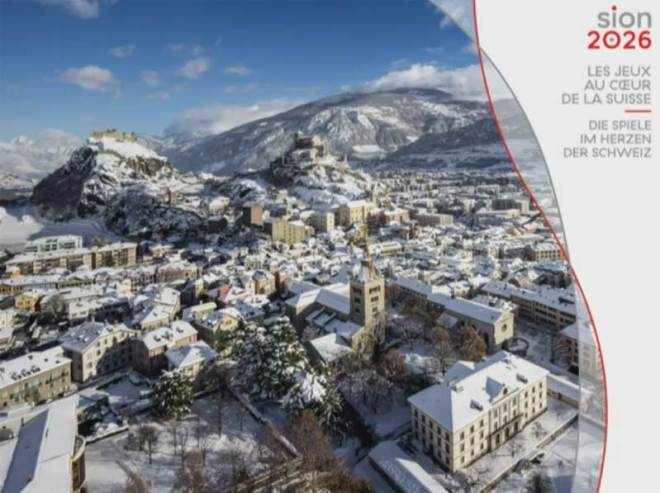 Sion, Switzerland to bid for 2026 Olympic Winter Games (Sion 2026 Presentation Page)