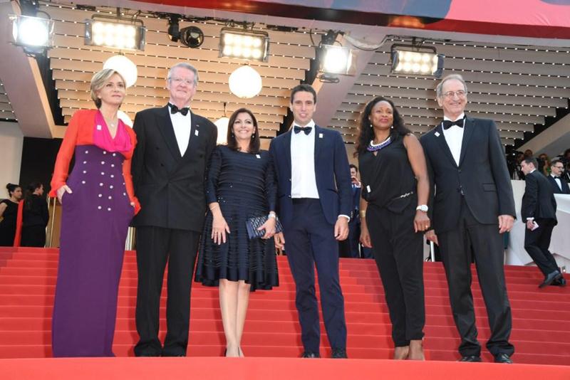 Paris 2024 Delegation Attend Cannes Film Festival