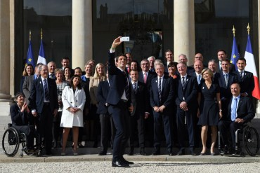 French President To Travel To Lausanne In Support Of Critical Paris 2024 Presentation