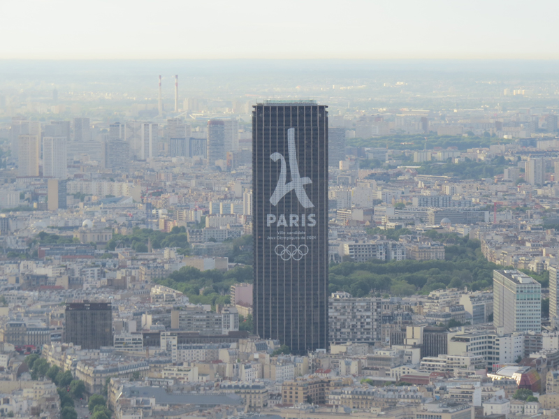 Paris 2024 Claims Social Media Boost During IOC Evaluation Commission Visit